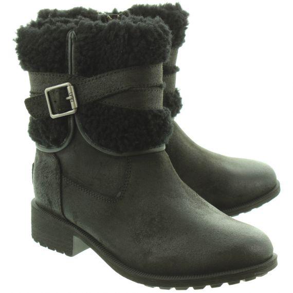 UGG Ladies Blayre 3 Boots In Black