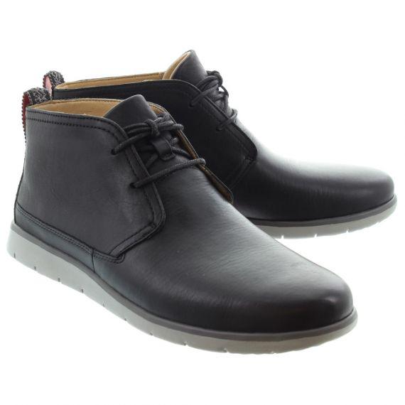 UGG Mens Freamon Waterproof Boots In Black