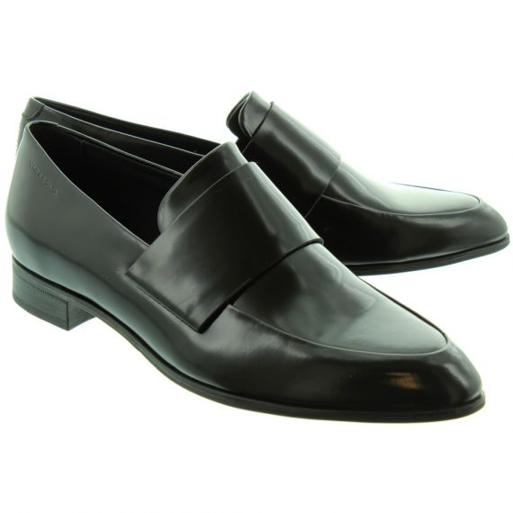 VAGABOND Ladies 4406 Francis Plain Shoes In Black