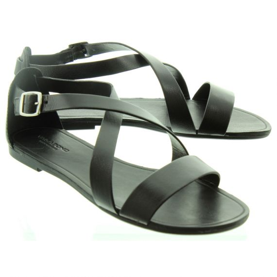 VAGABOND Ladies 45310 Sandals In Black