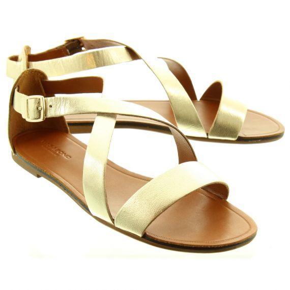 VAGABOND Ladies 45310 Sandals In Gold