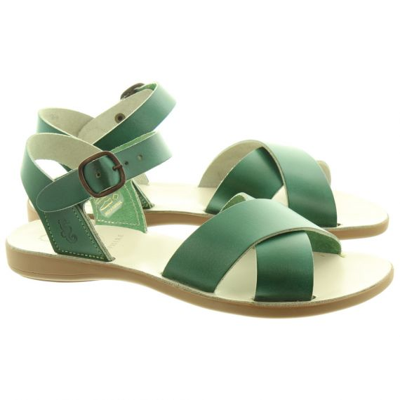 SAMPHIRE Jamina Flat Sandals