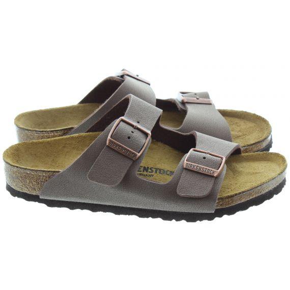 BIRKENSTOCK Kids Arizona Sandals In Brown