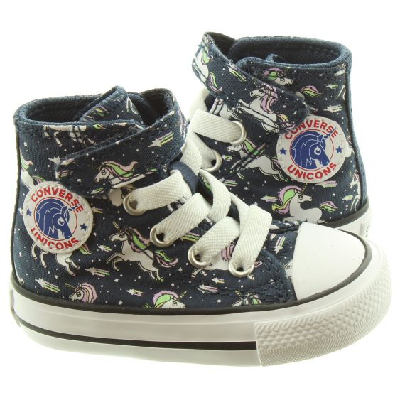 CONVERSE Kids AS 1v Hi Boots In Unicorn