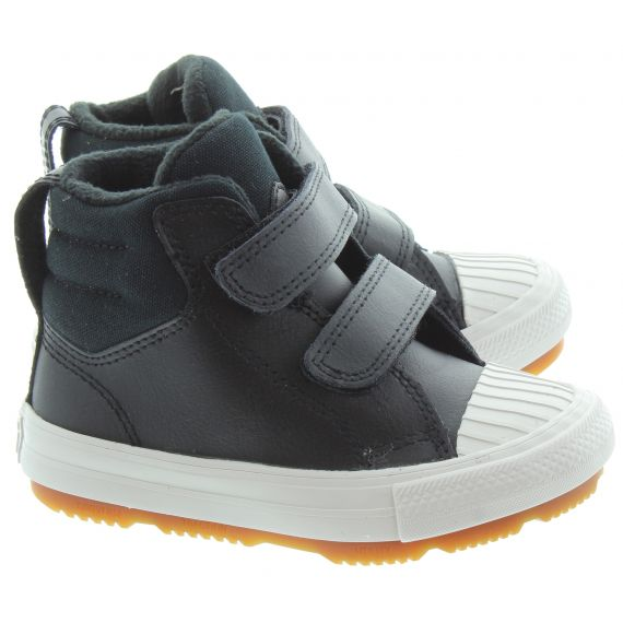 CONVERSE Kids Berkshire Velcro in Black
