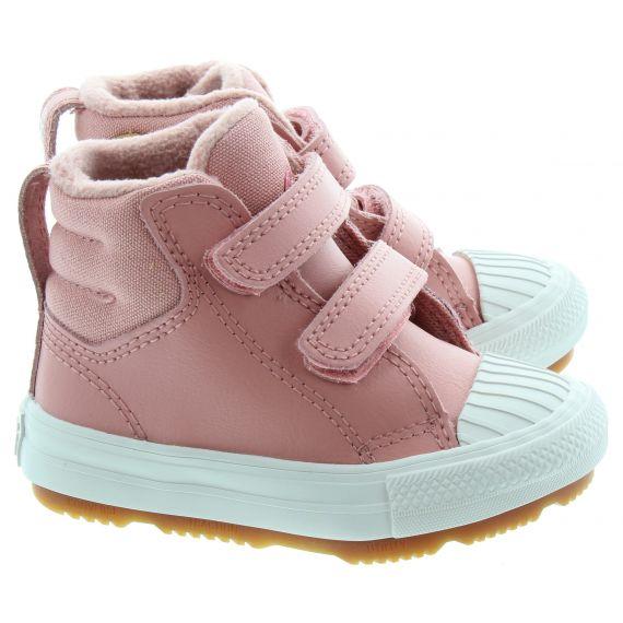 CONVERSE Kids Berkshire Velcro in Pink