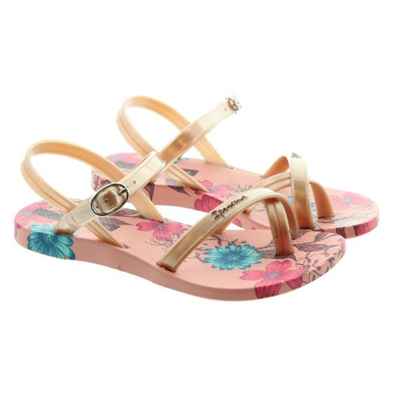 IPANEMA Kids Garden Sandals In Blush