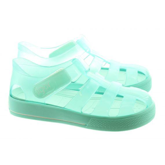 IGOR Kids IGOR Star Brillo Sandal in Aqua