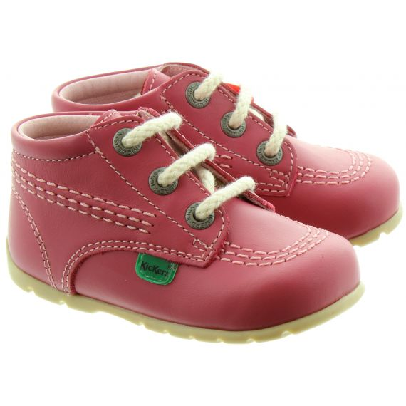 KICKERS Kids Kickhi Baby Core in Blossom