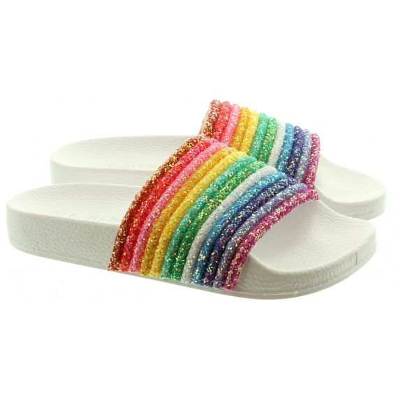 LELLI KELLY Kids Lelli Kelly LK1902 Iris Slide in Multi