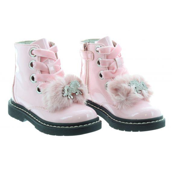 LELLI KELLY Kids Lelli Kelly LK5520 Pom Pom in Pink