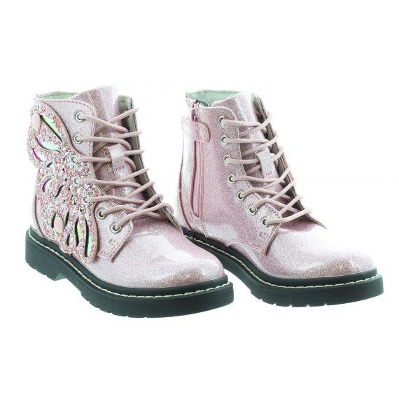 LELLI KELLY Kids Lelli Kelly LK5544 Fairy Wing in Pink Glitter