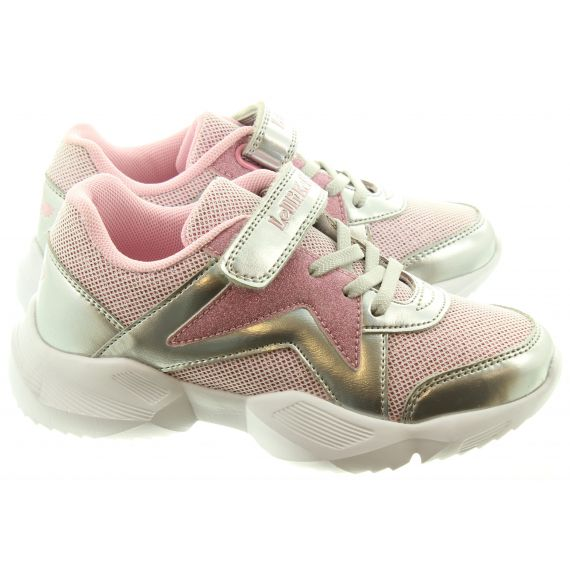 LELLI KELLY Kids LK1872 Pepper Trainers In Pink