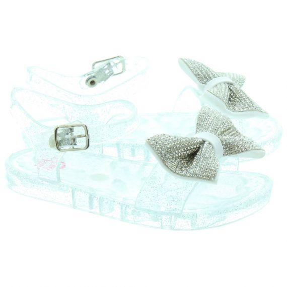 LELLI KELLY Kids LK9920 Jelly Sandals In Clear