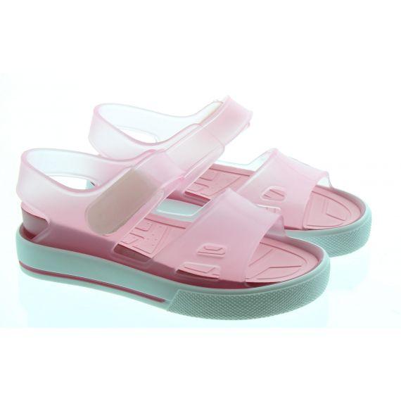 IGOR Kids Malibu Sandals In Rosa Pink