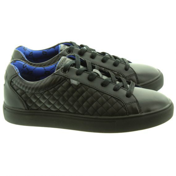 DEAKINS Kids Mansell Cupsole Shoes In Black