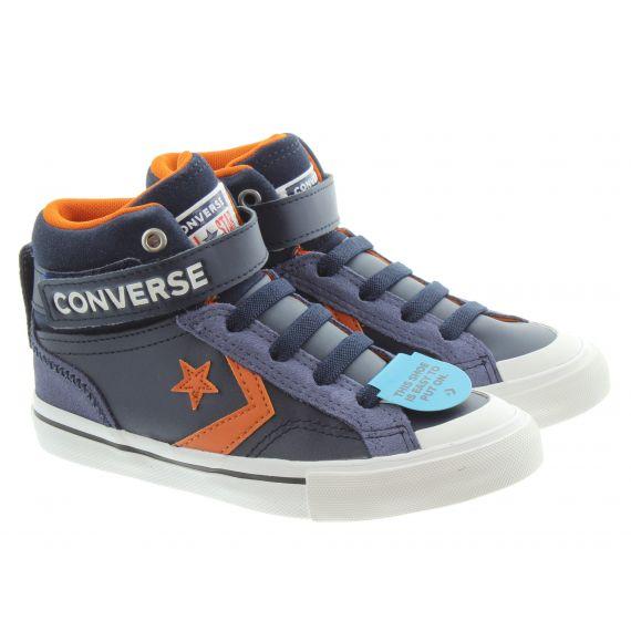 CONVERSE Kids Pro Blaze Boots In Obsidian