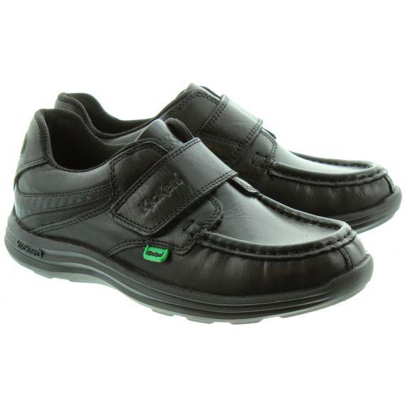 KICKERS Kids Reasan Strap Shoes