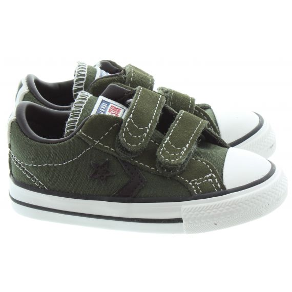 CONVERSE Kids Star Player 2V in Cargo