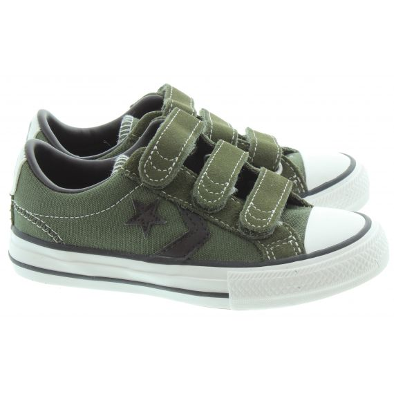 CONVERSE Kids Star Player 3V in Cargo