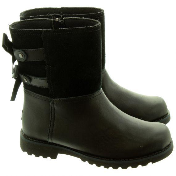 UGG Kids Tara Boots In Black