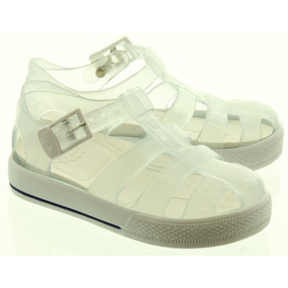 IGOR Kids Tenis Sandals In Clear