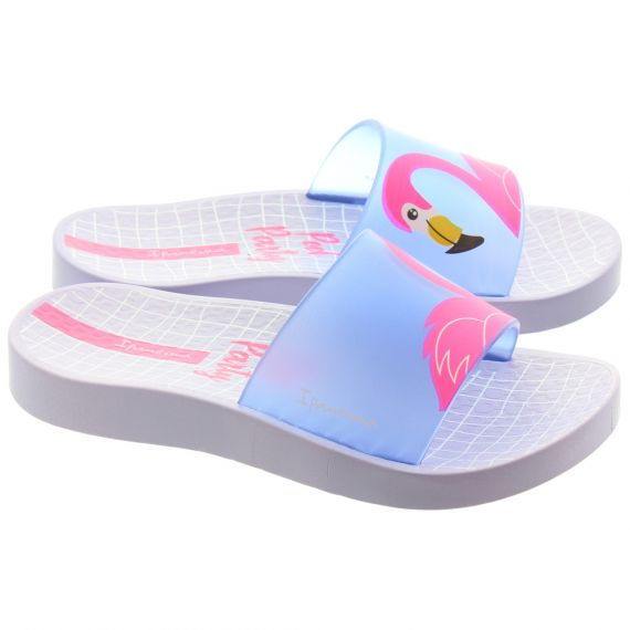 IPANEMA Kids Urban Slides In Violet