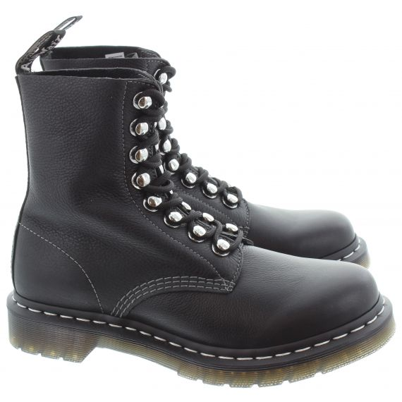 DR MARTENS Ladies 1460 Pascal HDW Boot in Black