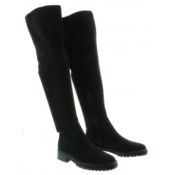 VANESSA_WU Ladies 2157 Over Knee in Black