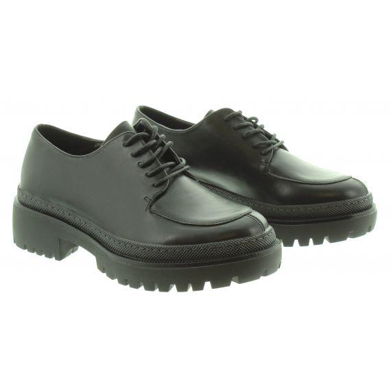 VANESSA_WU Ladies 2198 Lace Shoe in Black