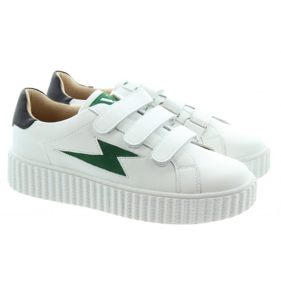 VANESSA_WU Ladies 2283 Shoes In White