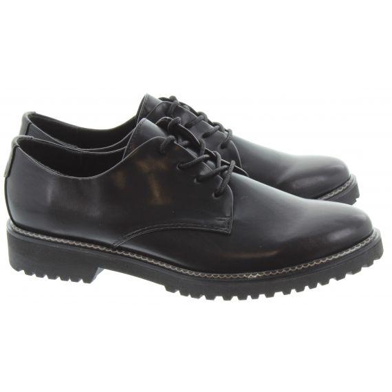 MARCO_TOZZI Ladies 23712 Lace Shoe in Black
