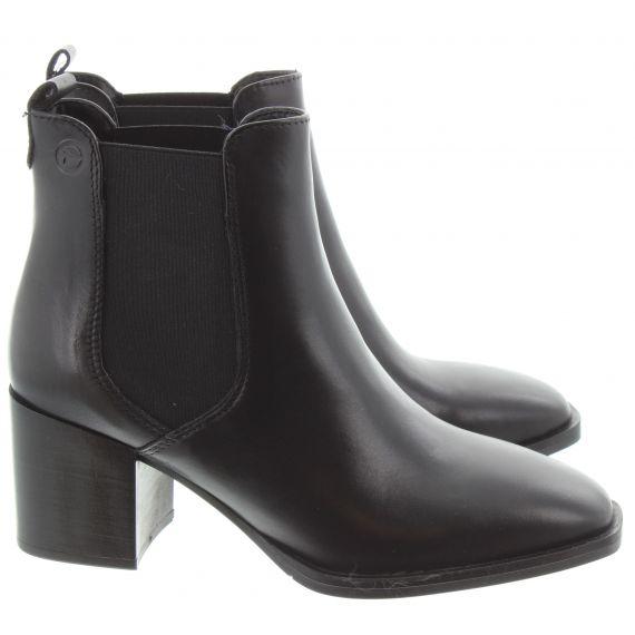 TAMARIS Ladies 25383 Heel Chelsea in Black