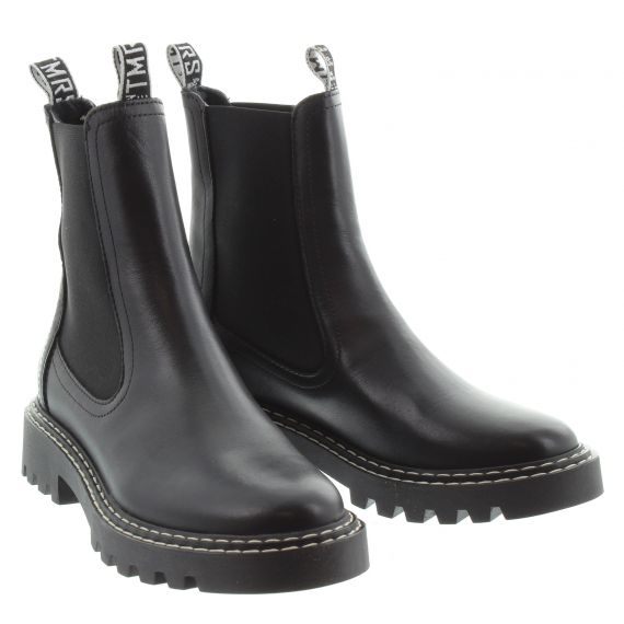 TAMARIS Ladies 25455 Chelsea Boot in Black