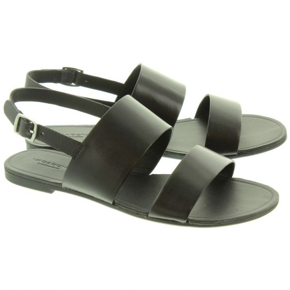 VAGABOND Ladies 4731 Tia Sandals In Black