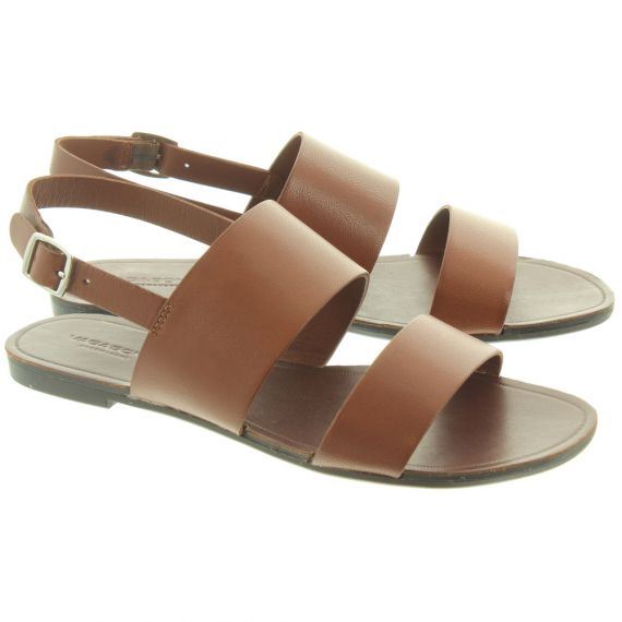 VAGABOND Ladies 4731 Tia Sandals In Tan