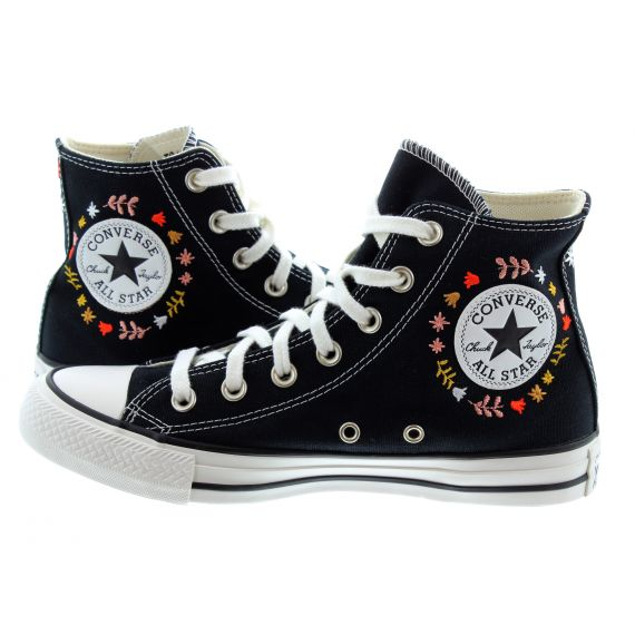 CONVERSE Ladies All Star Hi Explore Boots In White