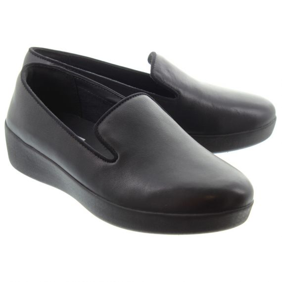 FITFLOP Ladies Audrey Loafer In Black