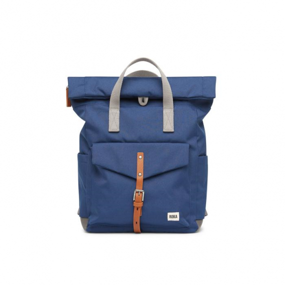 ROKA Canfield Sustainable Backpack in Mineral