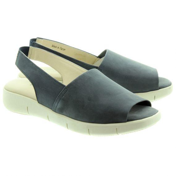 THE FLEXX Ladies Easy Row Sandals In Navy