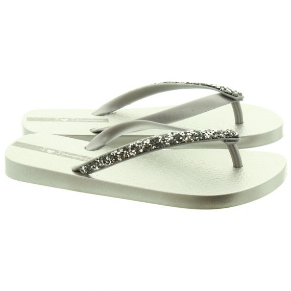IPANEMA Ladies Glam Special Crystals In Silver
