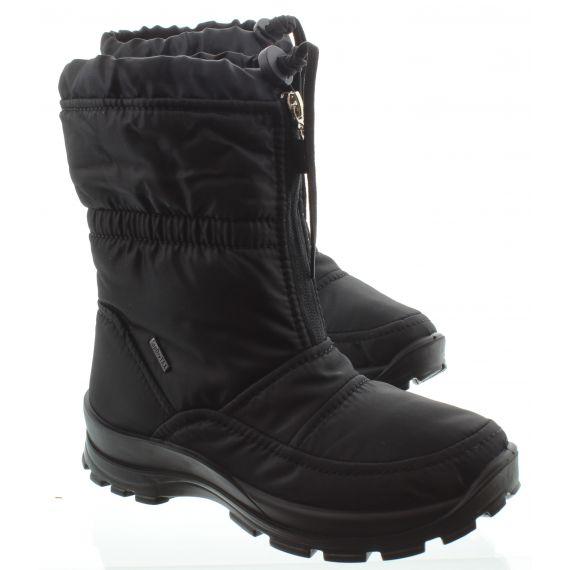 WESTLAND Ladies Grenoble 118 W/P Boot in Black