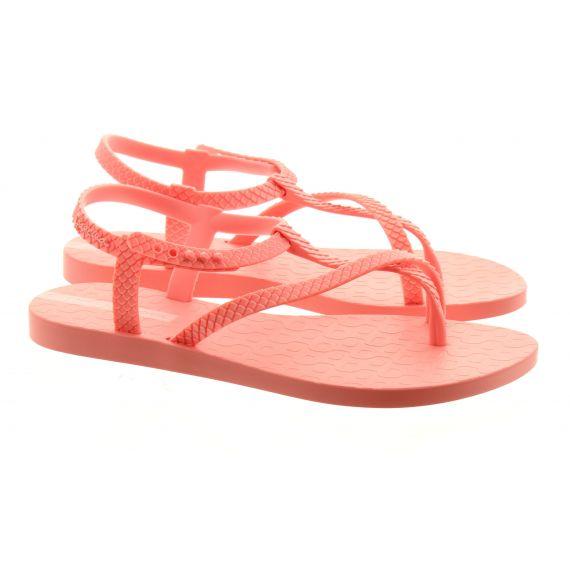 IPANEMA Ladies Ipanema Wish Snake Sandal in Pink