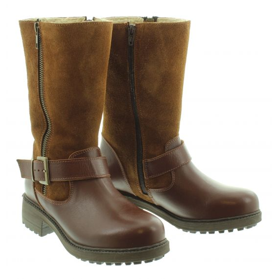 ADESSO Ladies Jess Calf in Chestnut
