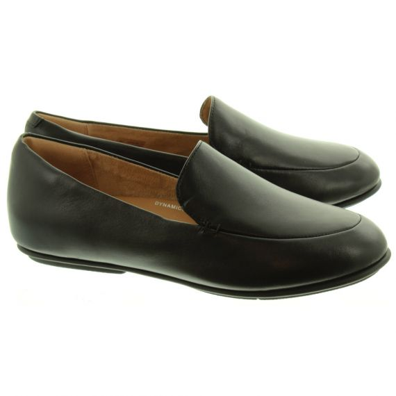 FITFLOP Ladies Lena Loafers In Black