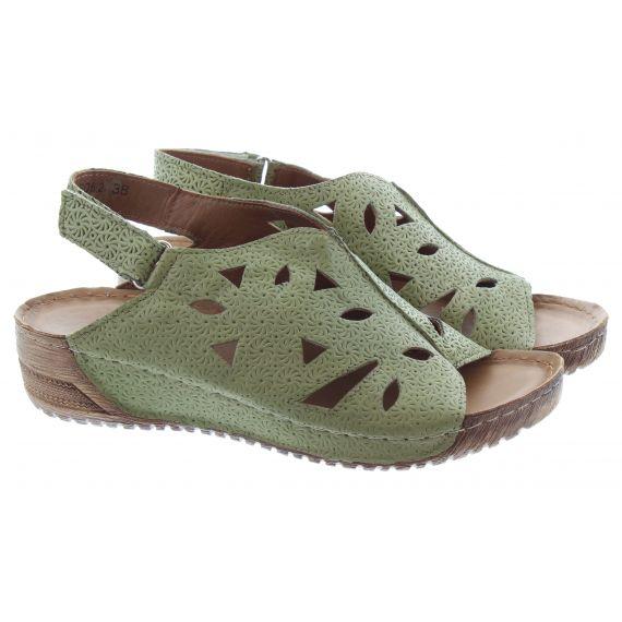 ADESSO Ladies Naomi Strap Sandals In Sage