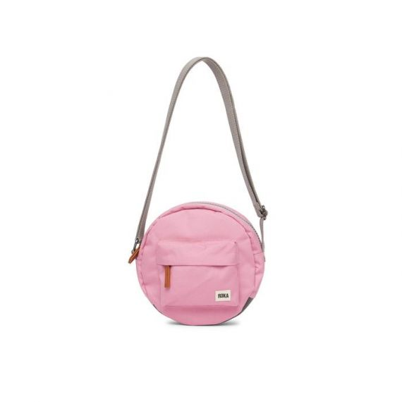 ROKA Paddington Sustainable Crossbody Bag in Antique Pink