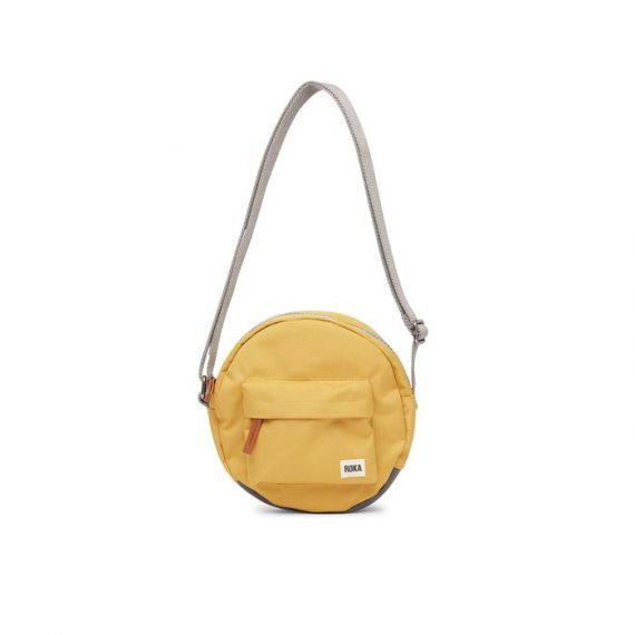 ROKA Paddington Sustainable Crossover Bag in Flaxseed