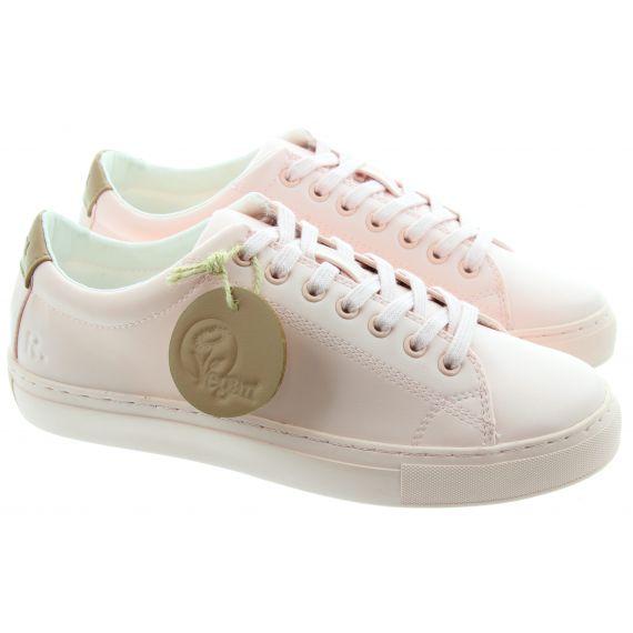 RATION.L Unisex R Kind Lace Shoe in Pink