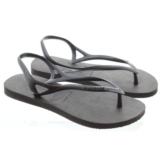 HAVAIANAS Ladies Sunny 2 Sandals In Black